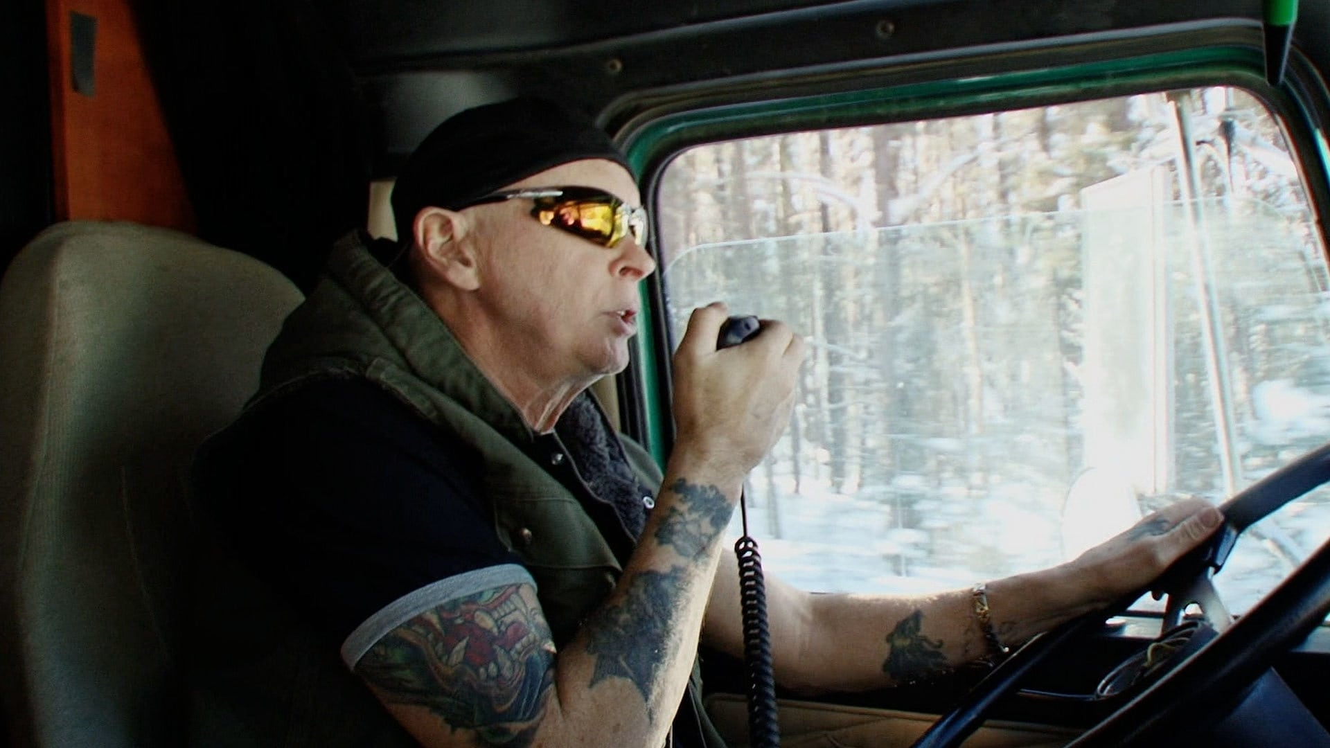 Ice Road Truckers Season 8 :Episode 2  Rushin' Roulette