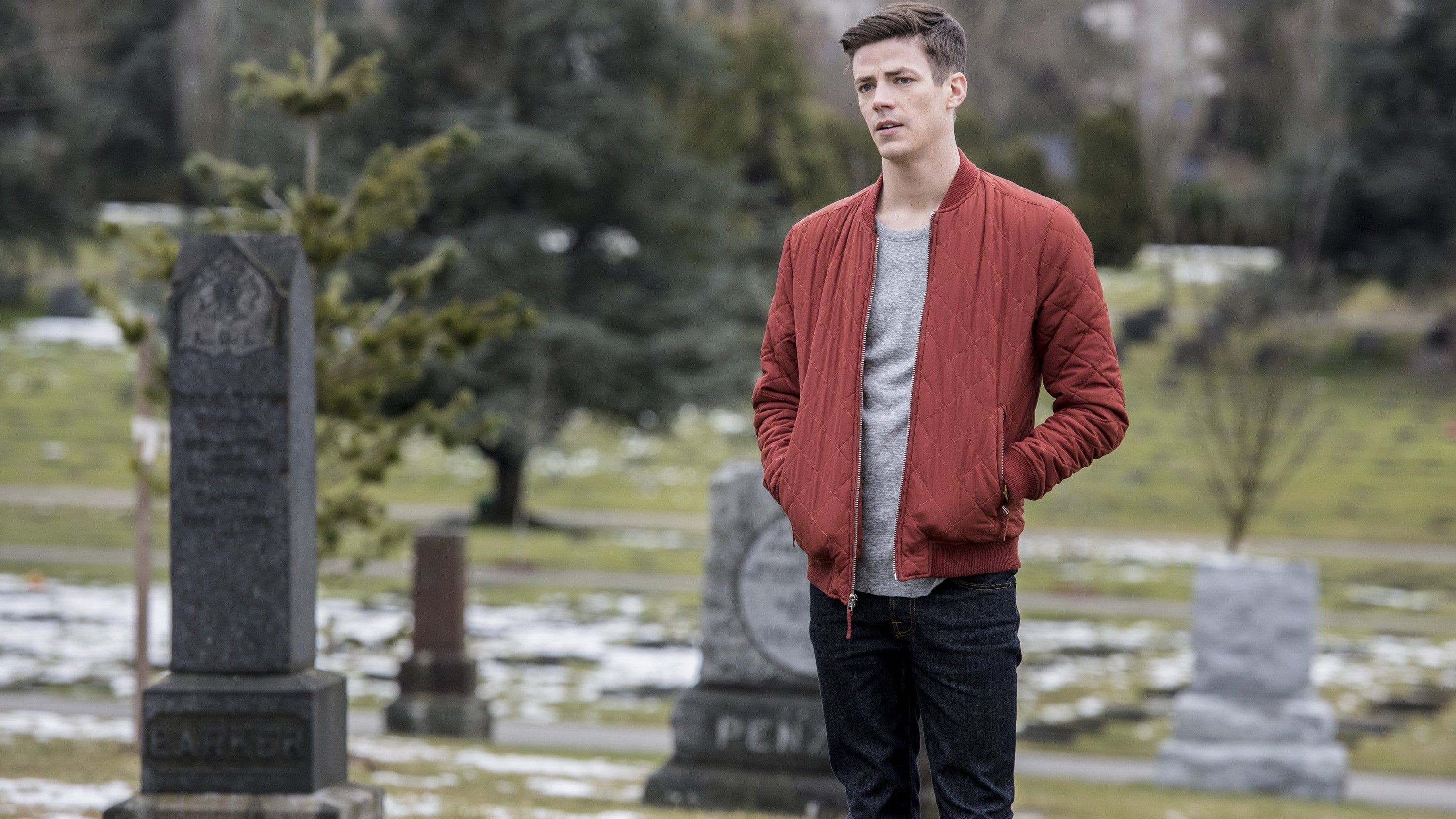 The Flash Season 3 :Episode 19  The Once and Future Flash