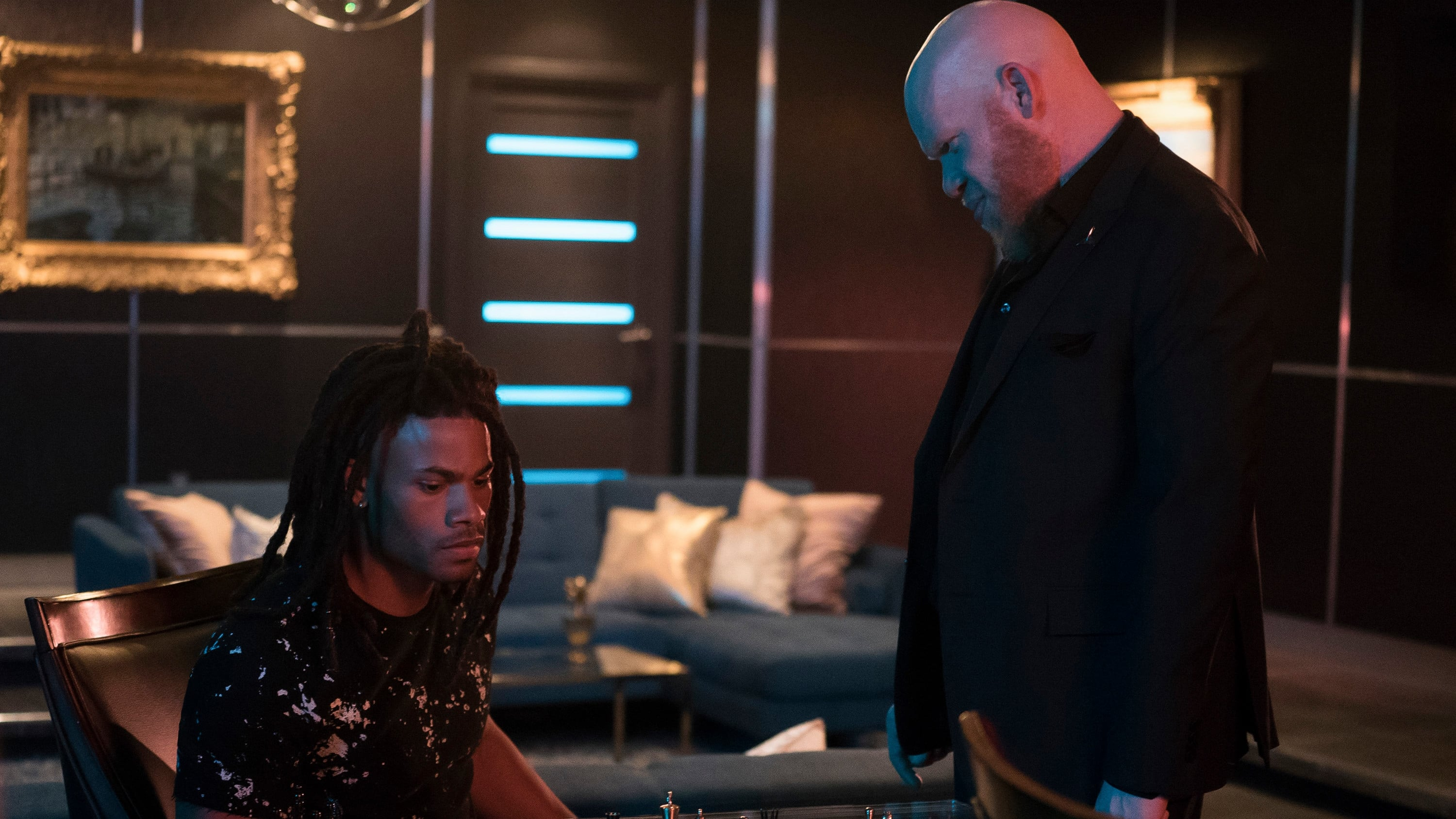Black Lightning Season 2 :Episode 2  The Book of Consequences: Chapter Two: Black Jesus Blues