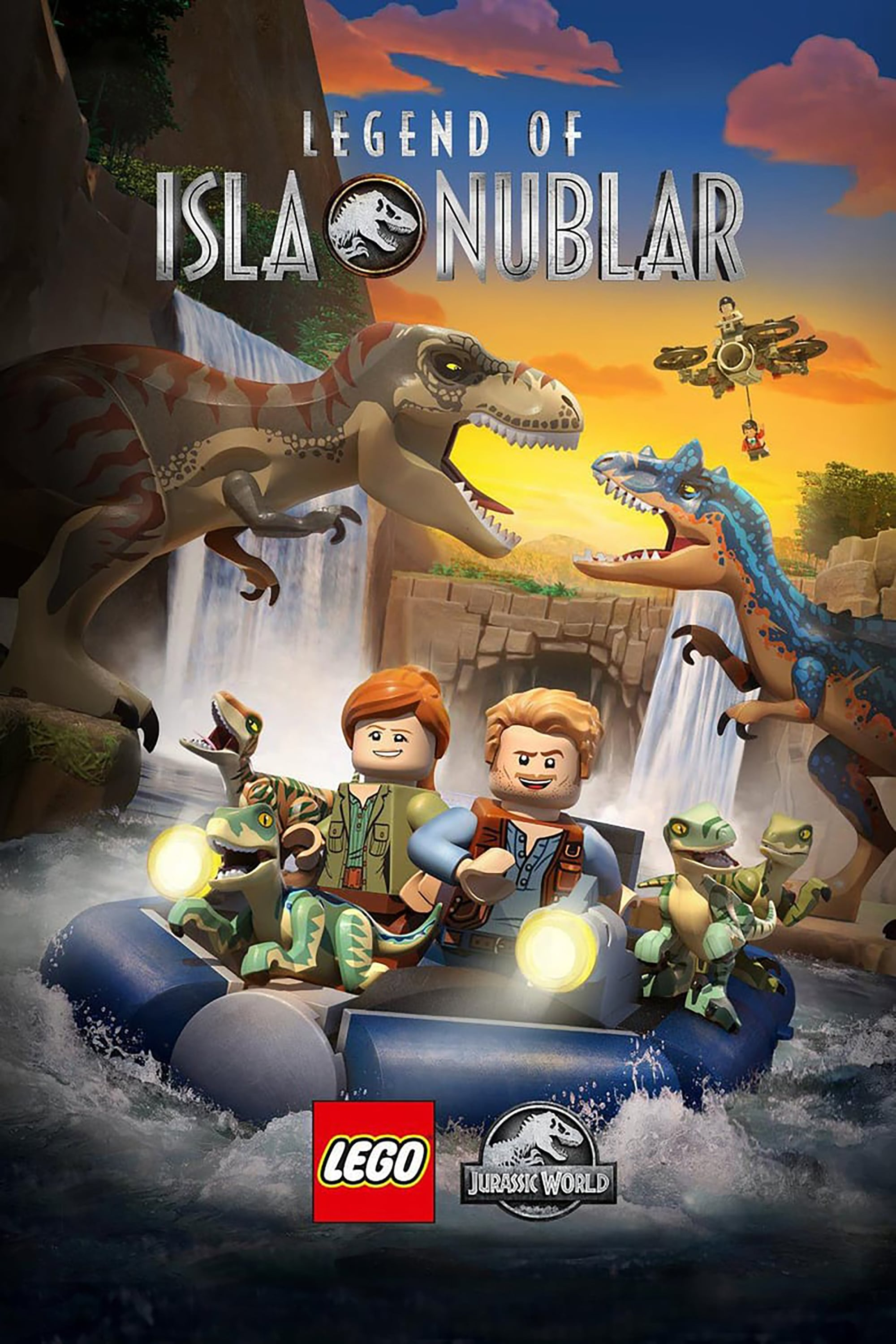 LEGO Jurassic World: Legend of Isla Nublar (2019)