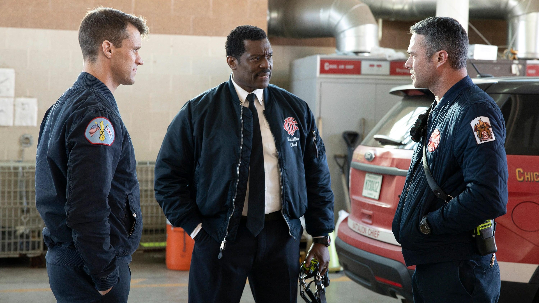 Chicago Fire Season 8 :Episode 20  51's Original Bell