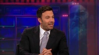 The Daily Show with Trevor Noah Season 18 :Episode 6  Ben Affleck