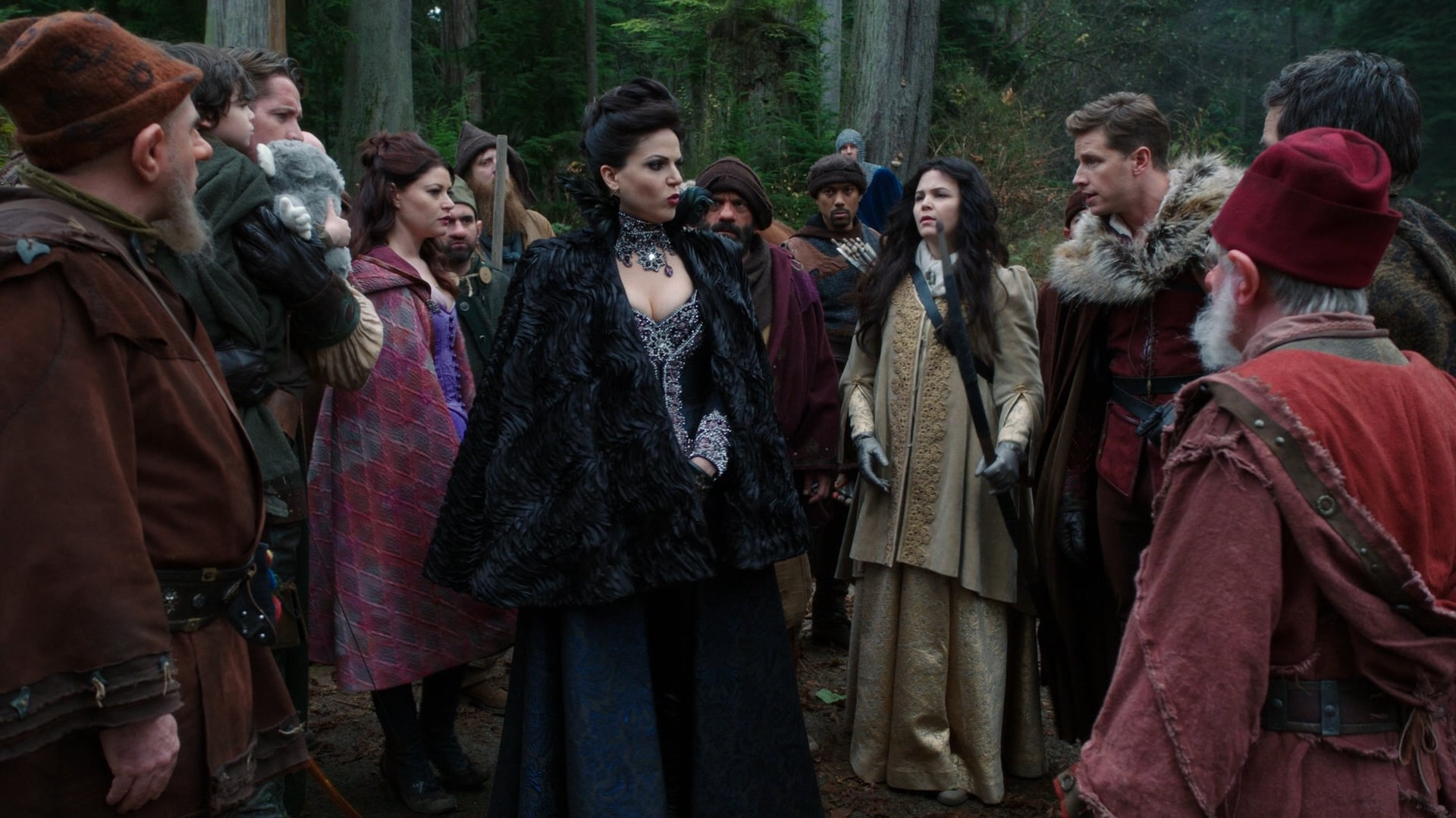 Once Upon a Time Season 3 :Episode 13  Witch Hunt