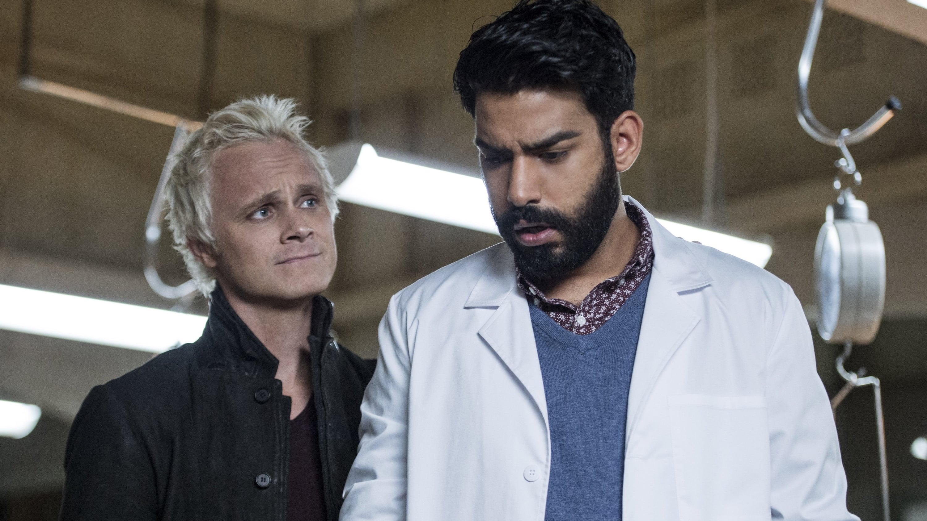 iZombie Season 2 :Episode 5  Love & Basketball
