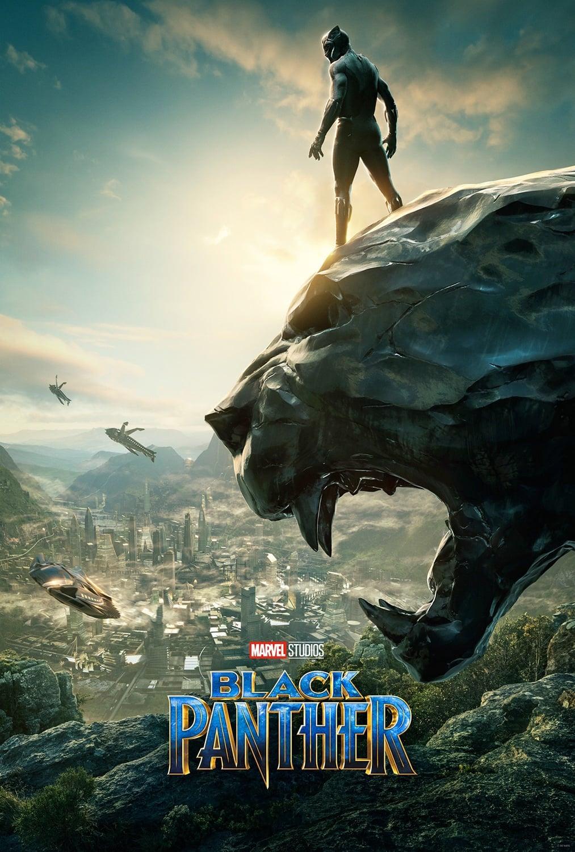 Pantera Negra (Black Panther) ()
