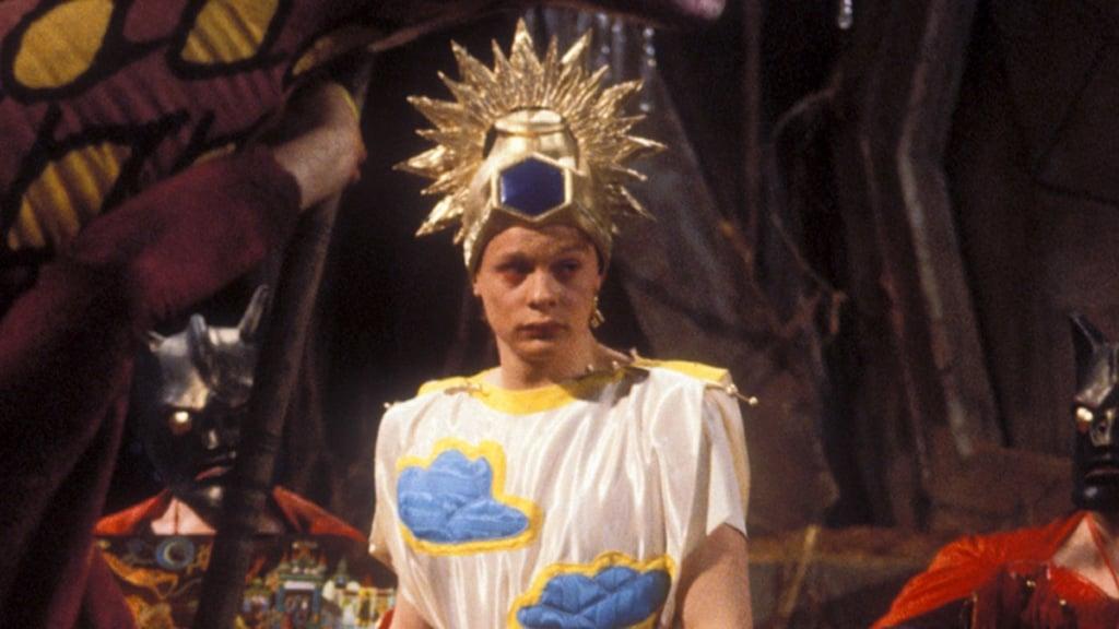 Doctor Who Season 20 :Episode 8  Snakedance, Part Four