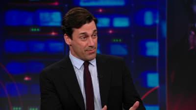 The Daily Show with Trevor Noah Season 18 :Episode 93  Jon Hamm