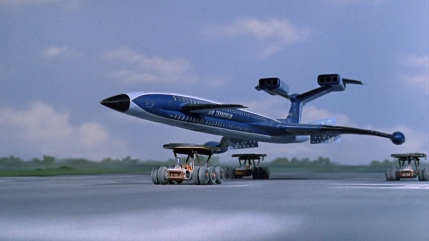 Thunderbirds Season 1 :Episode 1  Trapped in the Sky