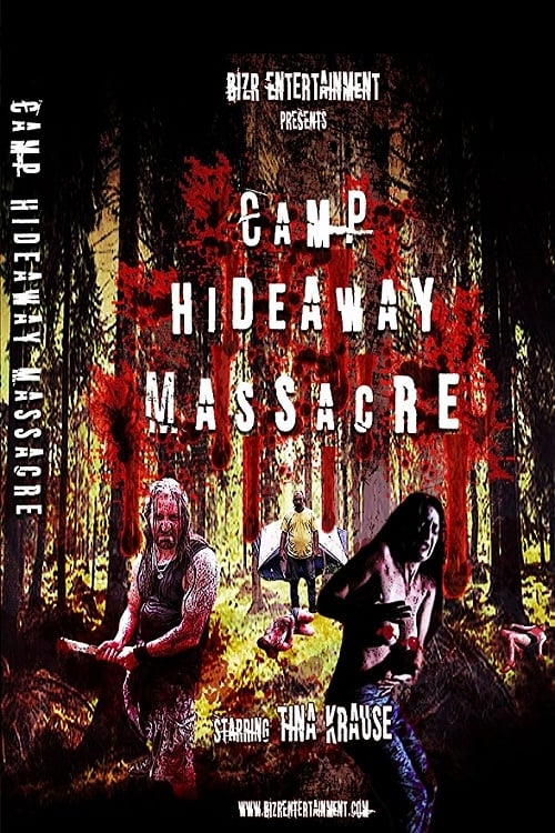 Ver Camp Hideaway Massacre Online HD Español (2018)