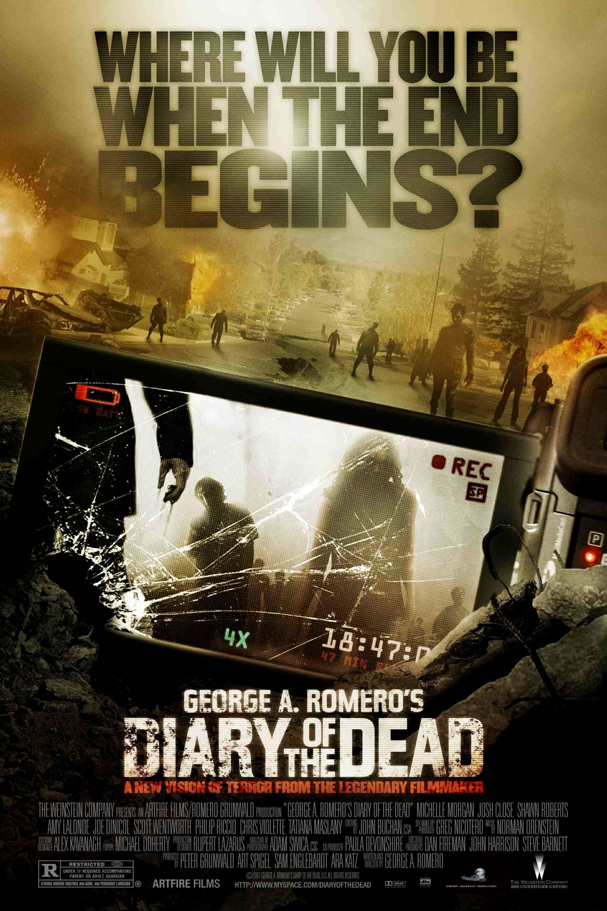 Diary of the Dead (2008)