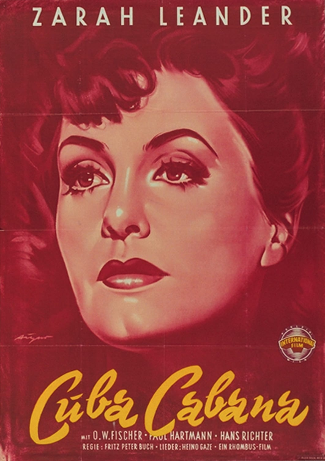 Cuba Cabana (1952)