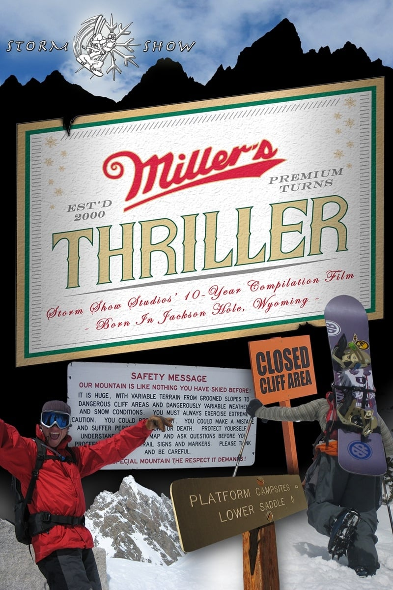 Miller's Thriller on FREECABLE TV
