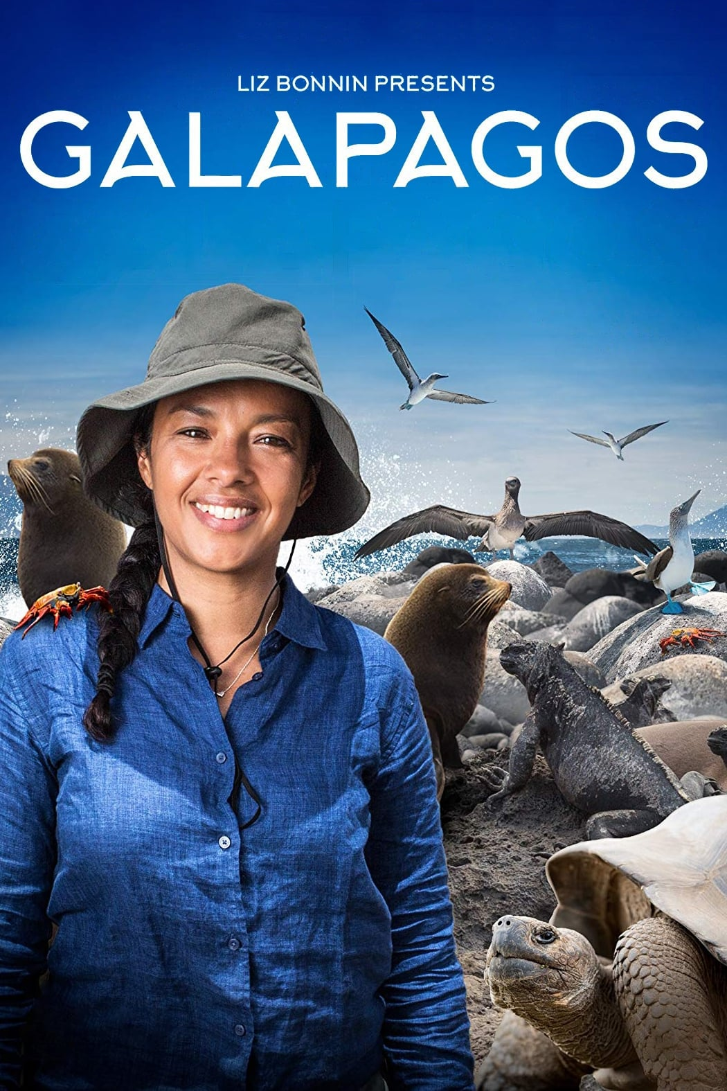 Galapagos TV Shows About Island