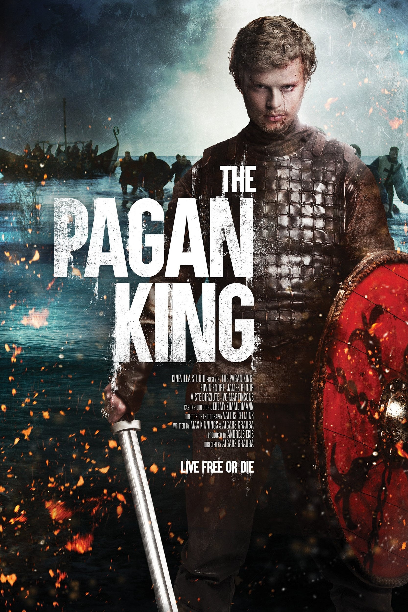 Pagonių žiedas / Pagan King, The (2018) online