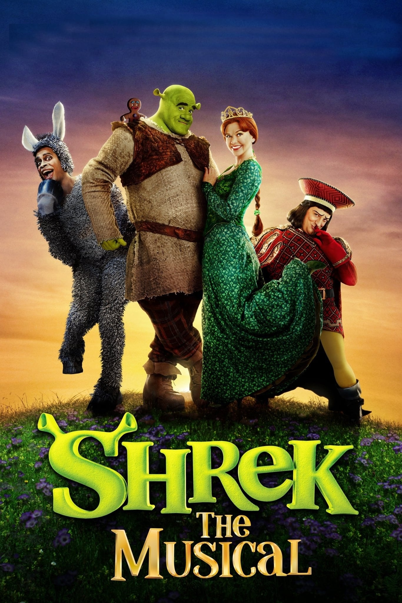 Watch Shrek the Musical Online