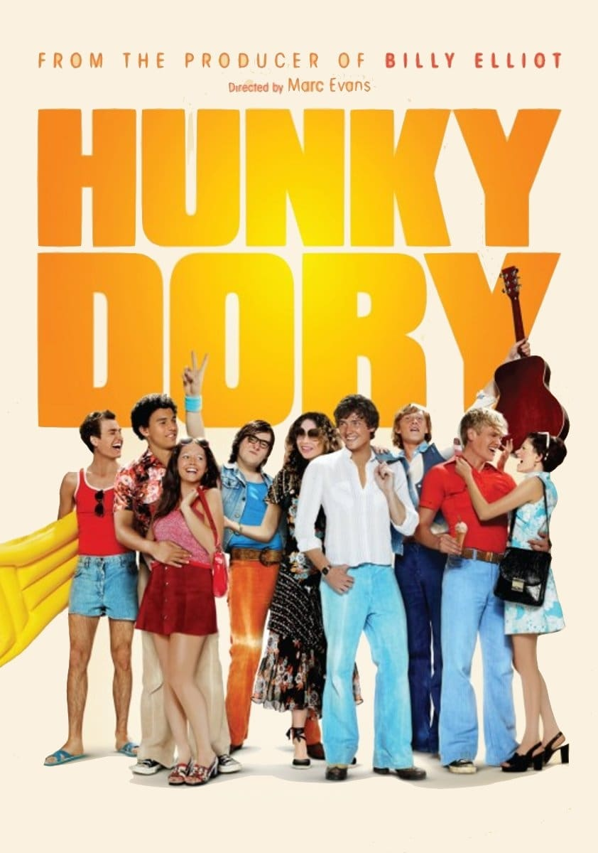 Hunky Dory on FREECABLE TV