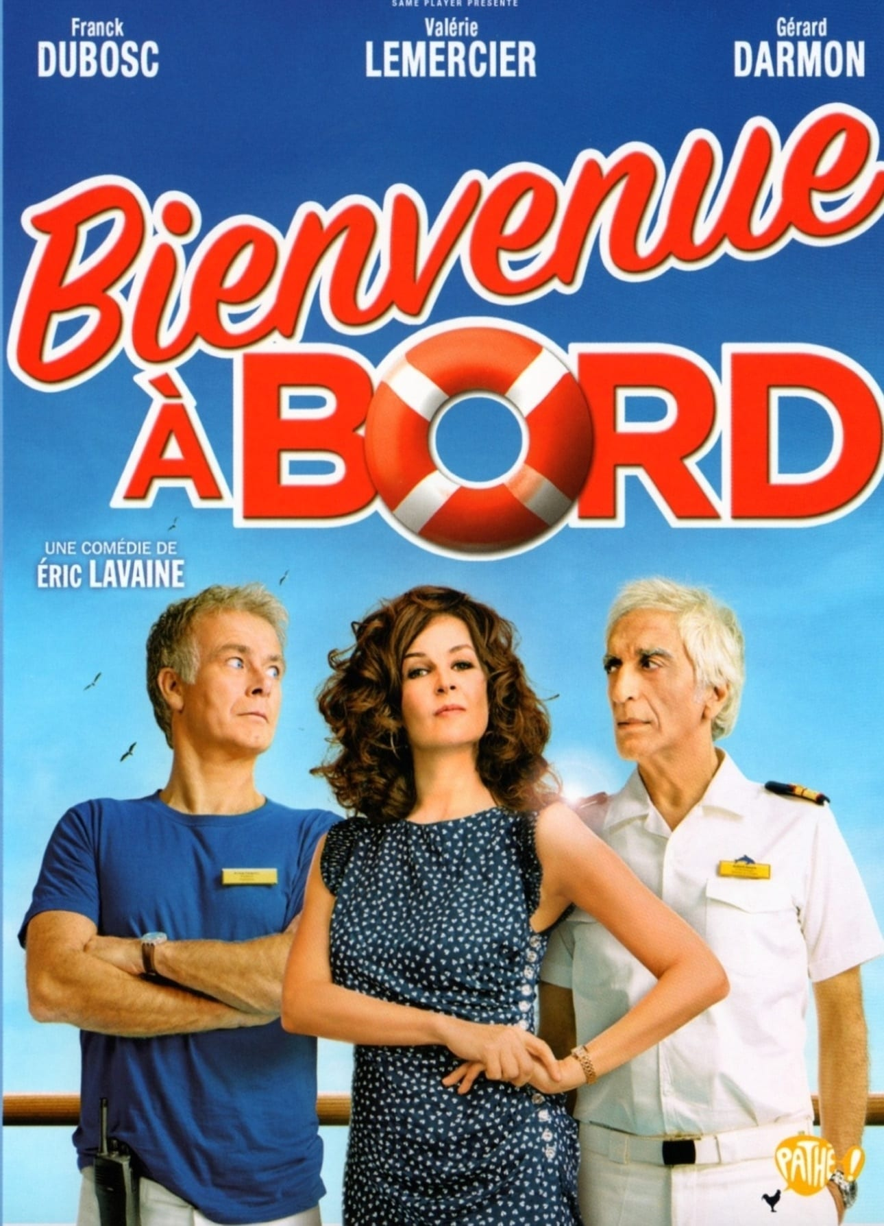Welcome Aboard (2011)