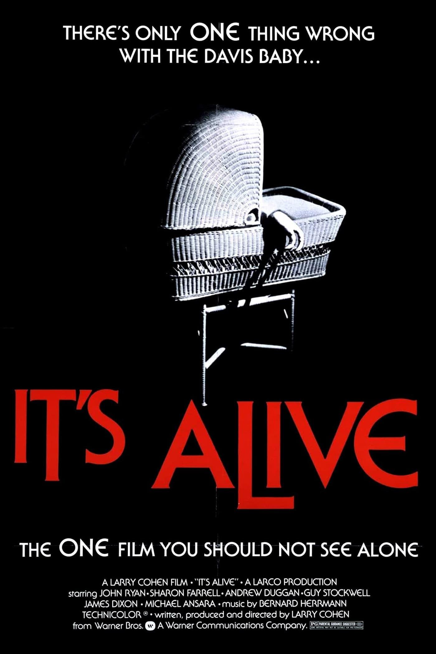 It's Alive / Το Τέρας