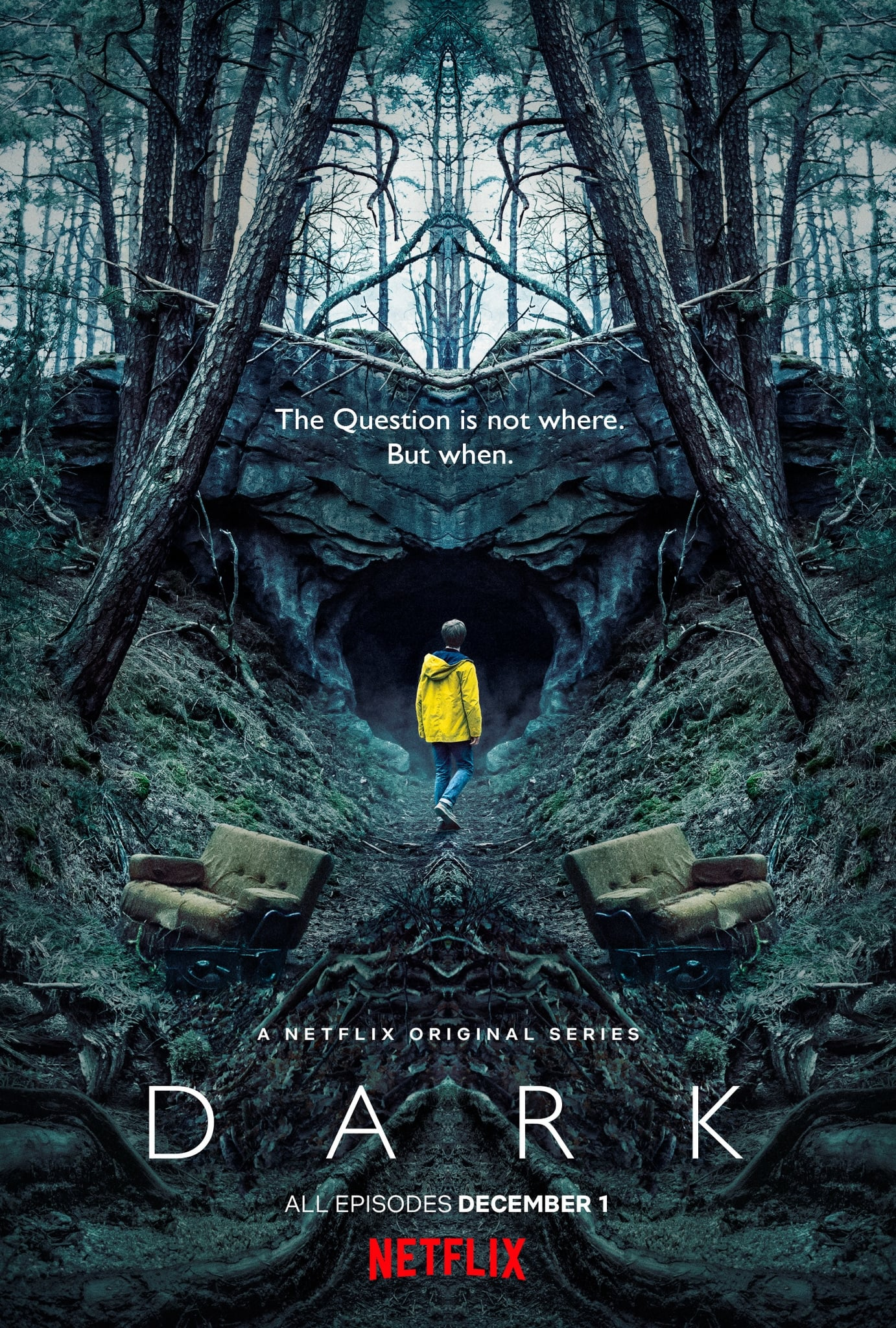 Dark S01 (2017) [German+English] | x265 HEVC 10Bit WEB-Rip 720p 2.6GB Download