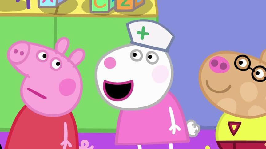 Peppa Pig Season 5 :Episode 37  When I Grow Up
