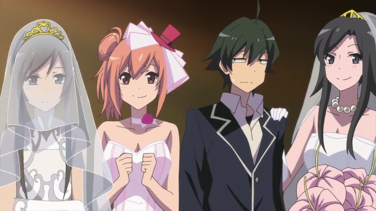 My Teen Romantic Comedy SNAFU Season 0 :Episode 1  There's No Choice But To Wish Them Happiness Right Here As They Arrive At Their Destiny