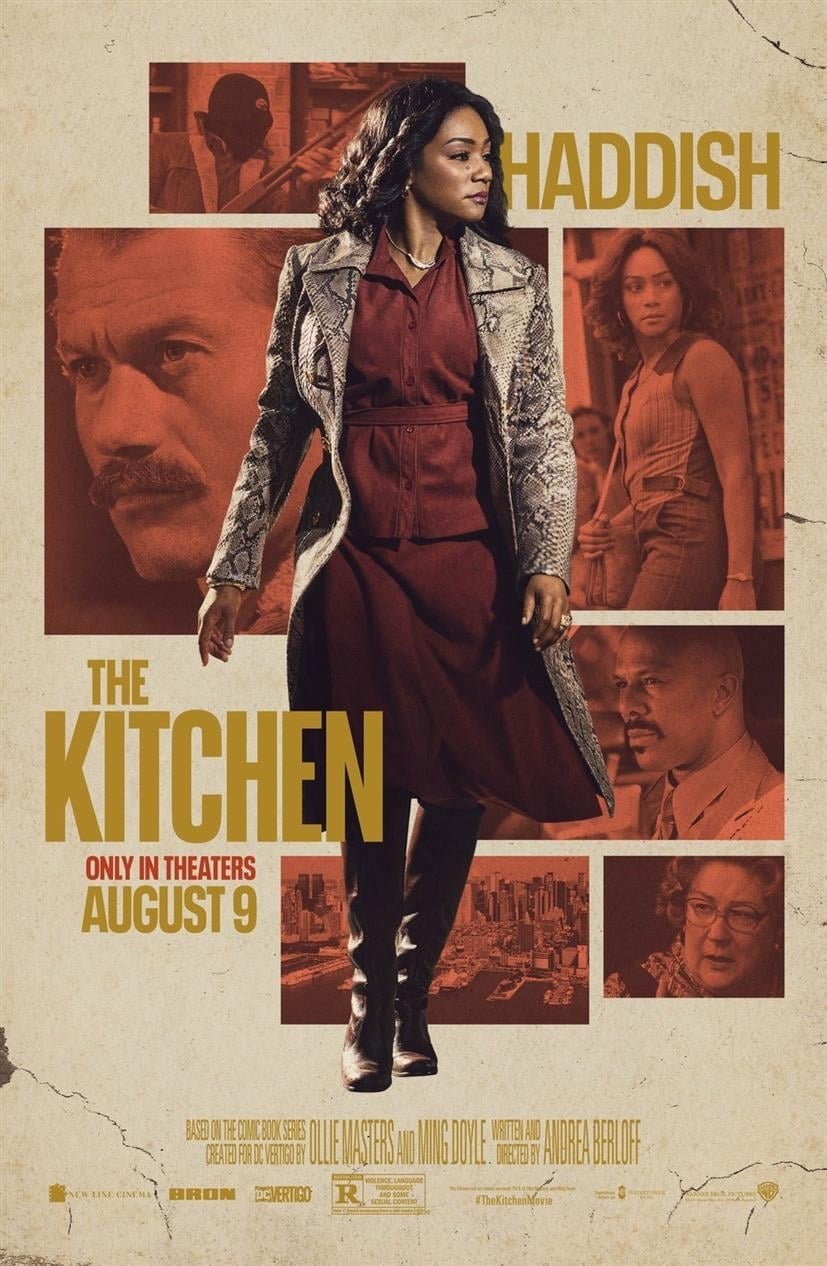 Poster and image movie Film The Kitchen 2019