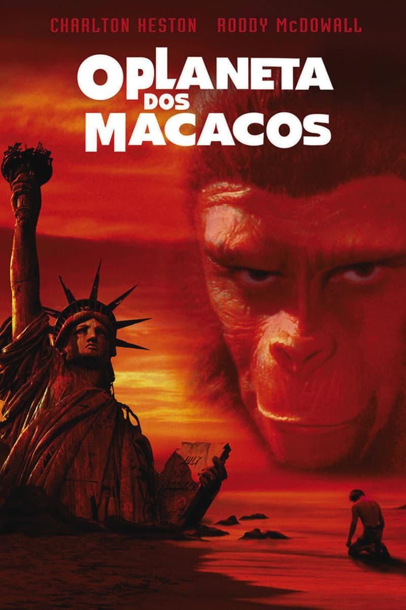 O Planeta dos Macacos 1968 Dublado