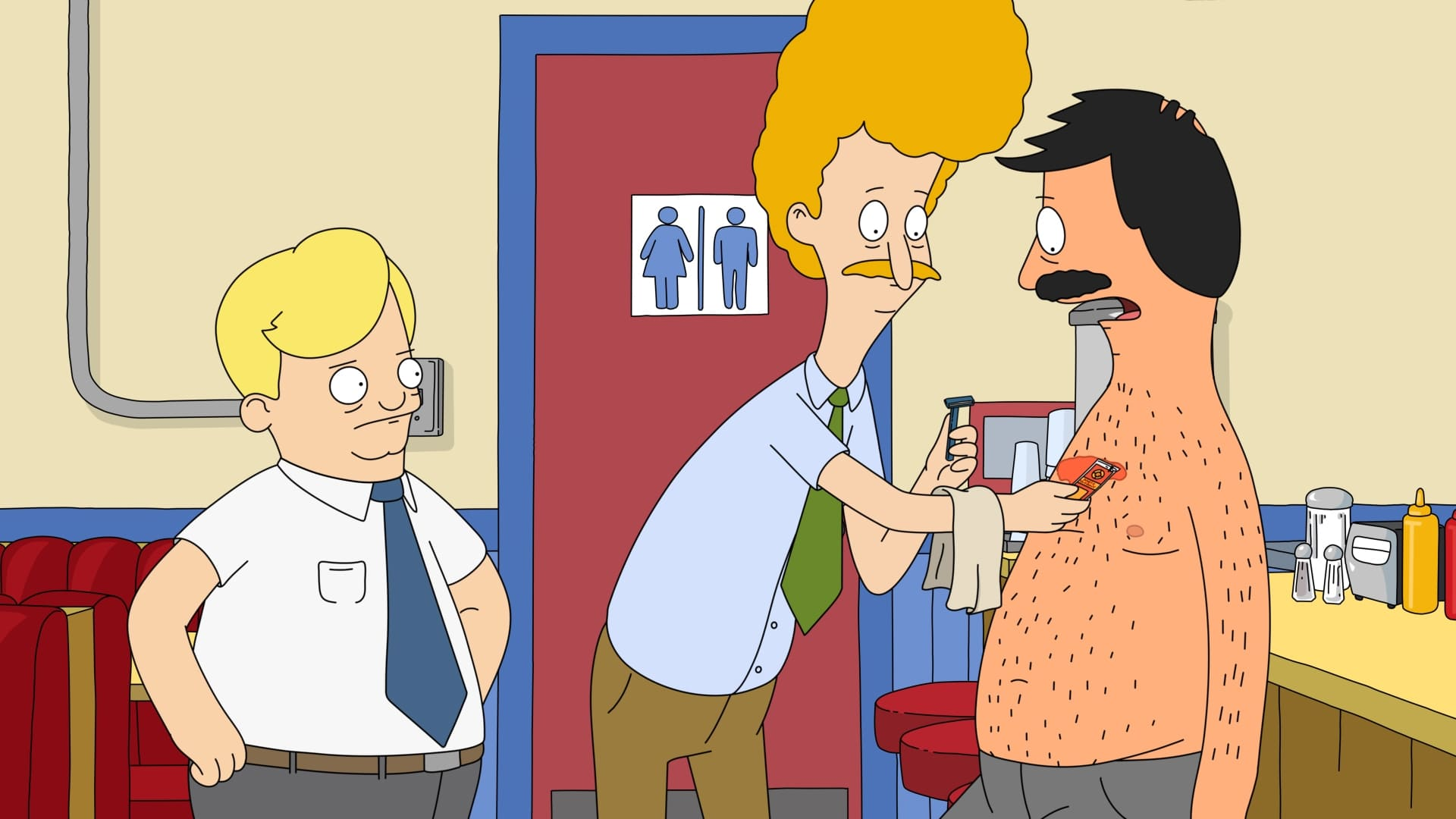 Bob's Burgers - Season 7 Episode 4 : They Serve Horses, Don't They?