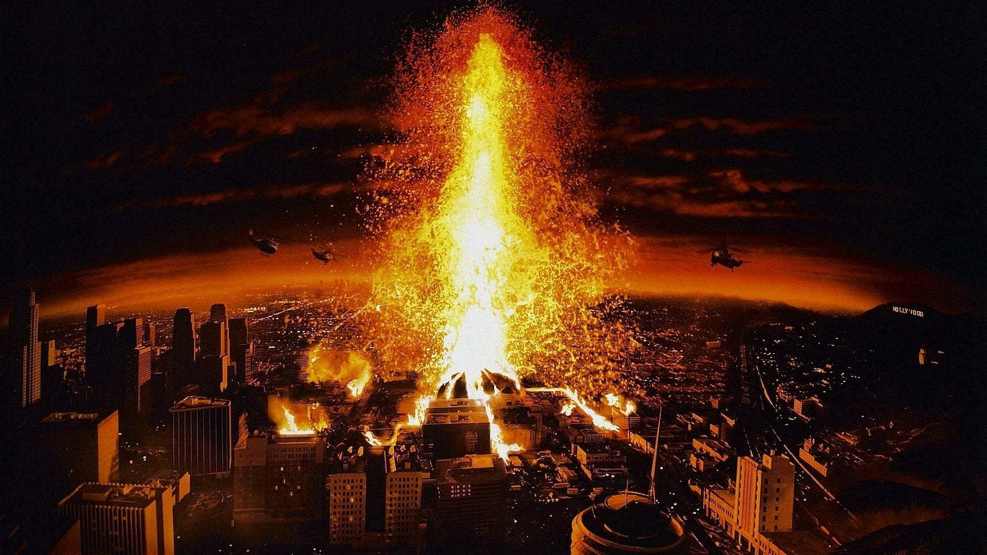 Volcano Movie