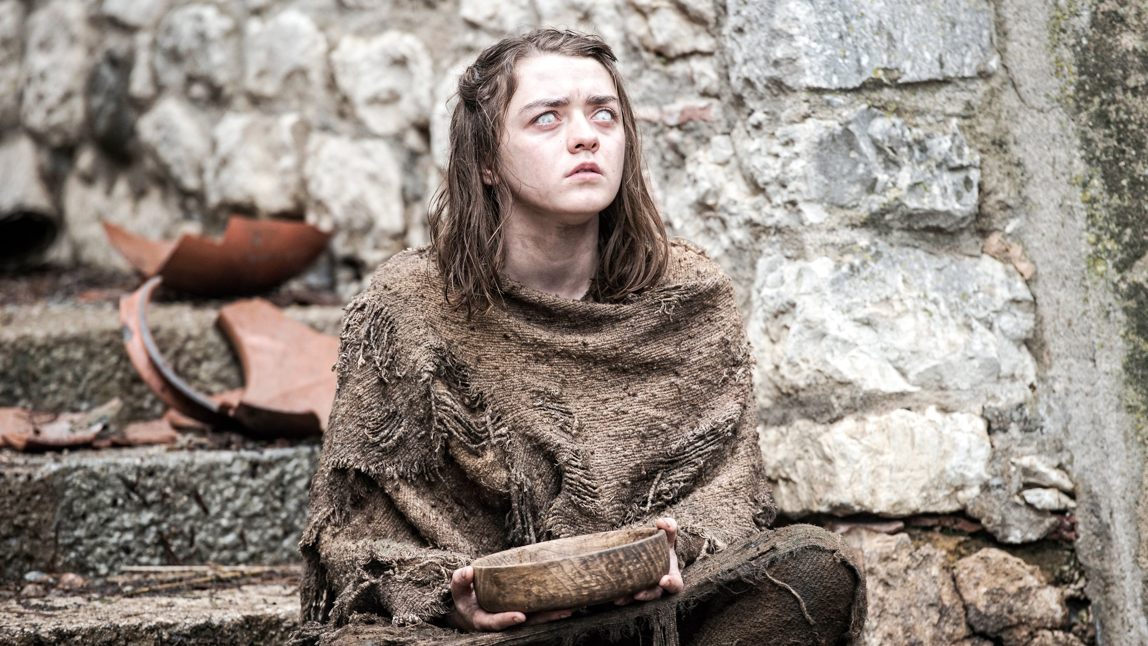 Game of Thrones Season 6 :Episode 1  Die Rote Frau