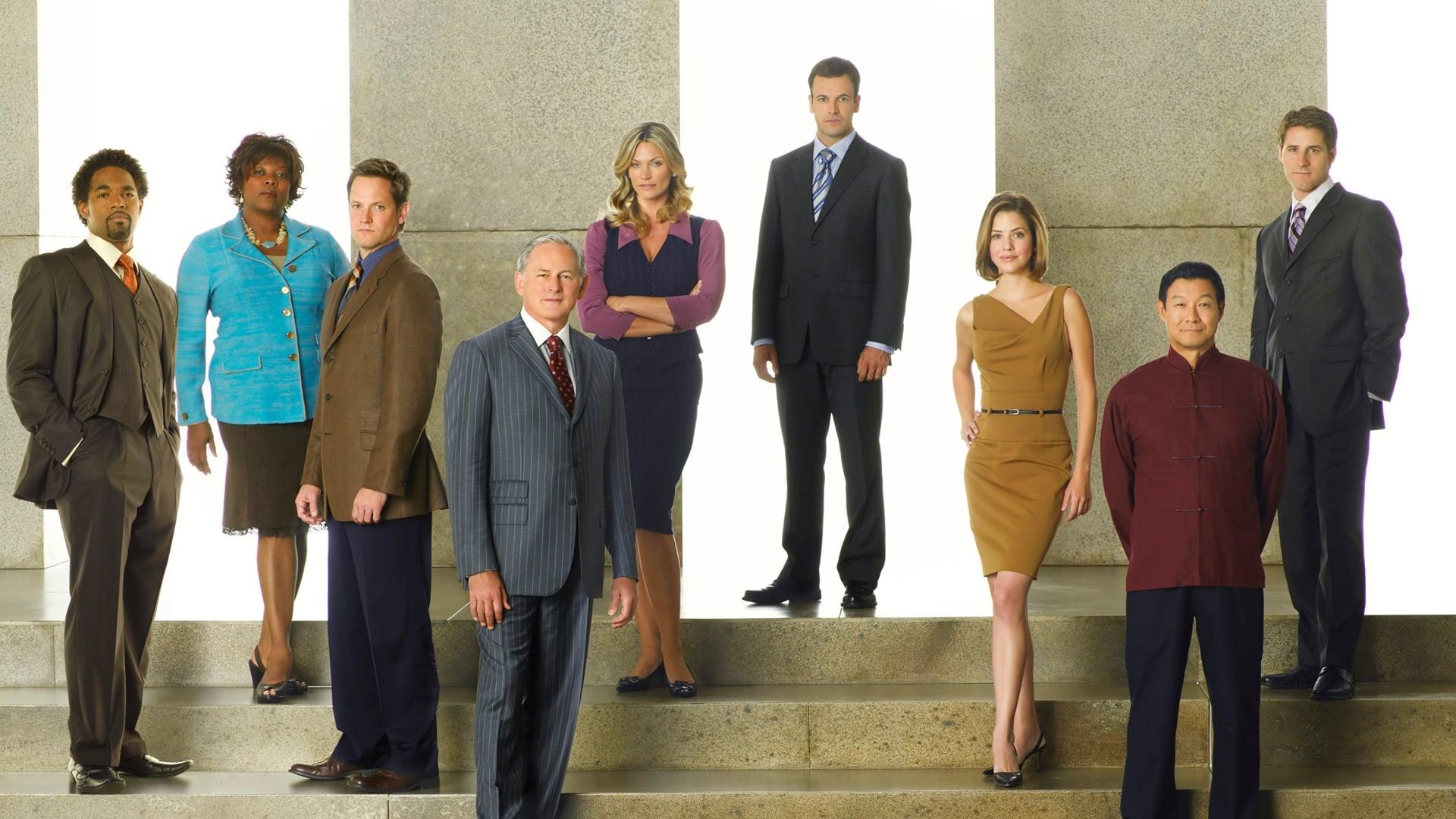Tweede seizoen Eli Stone maandag weer van start op NET5