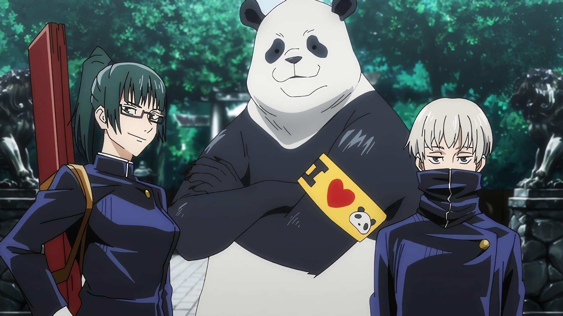 Jujutsu Kaisen Season 1 :Episode 5  Curse Womb Must Die -II-