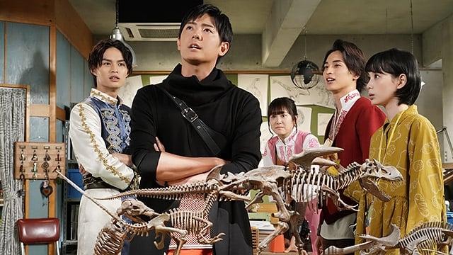 Super Sentai Season 43 :Episode 26  The Seventh Knight