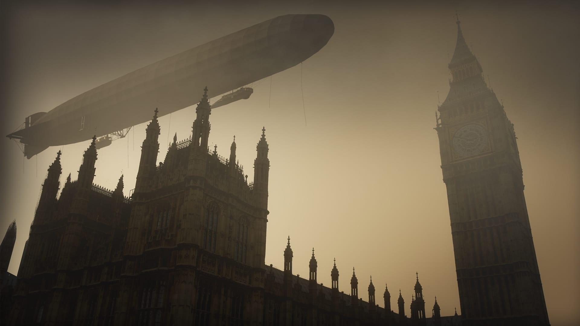 NOVA Season 41 :Episode 11  Zeppelin Terror Attack