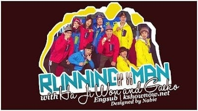 Running Man Season 1 :Episode 86  Gwanghwamun Square