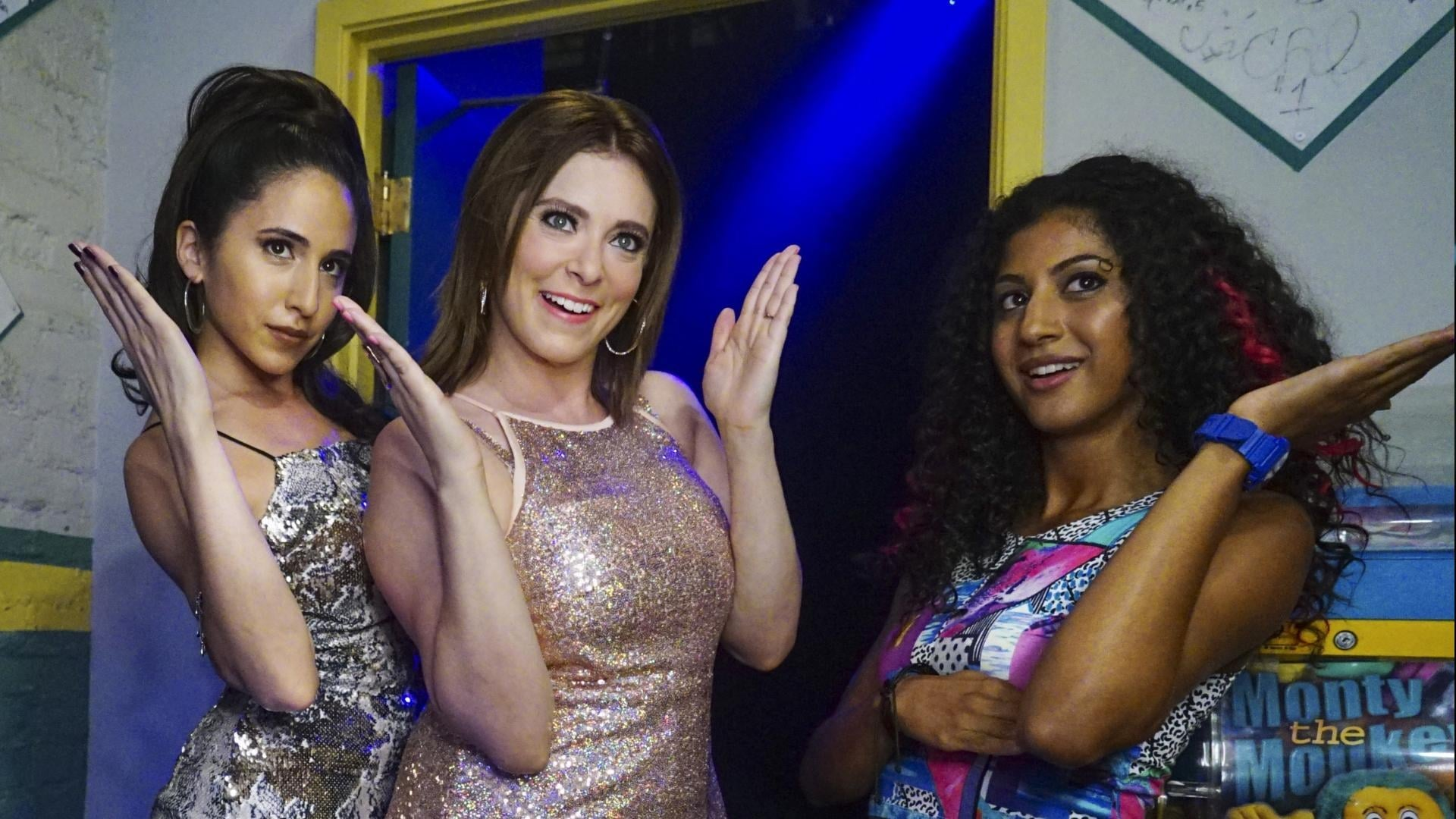 Crazy Ex-Girlfriend Season 2 :Episode 6  Who Needs Josh When You Have a Girl Group?