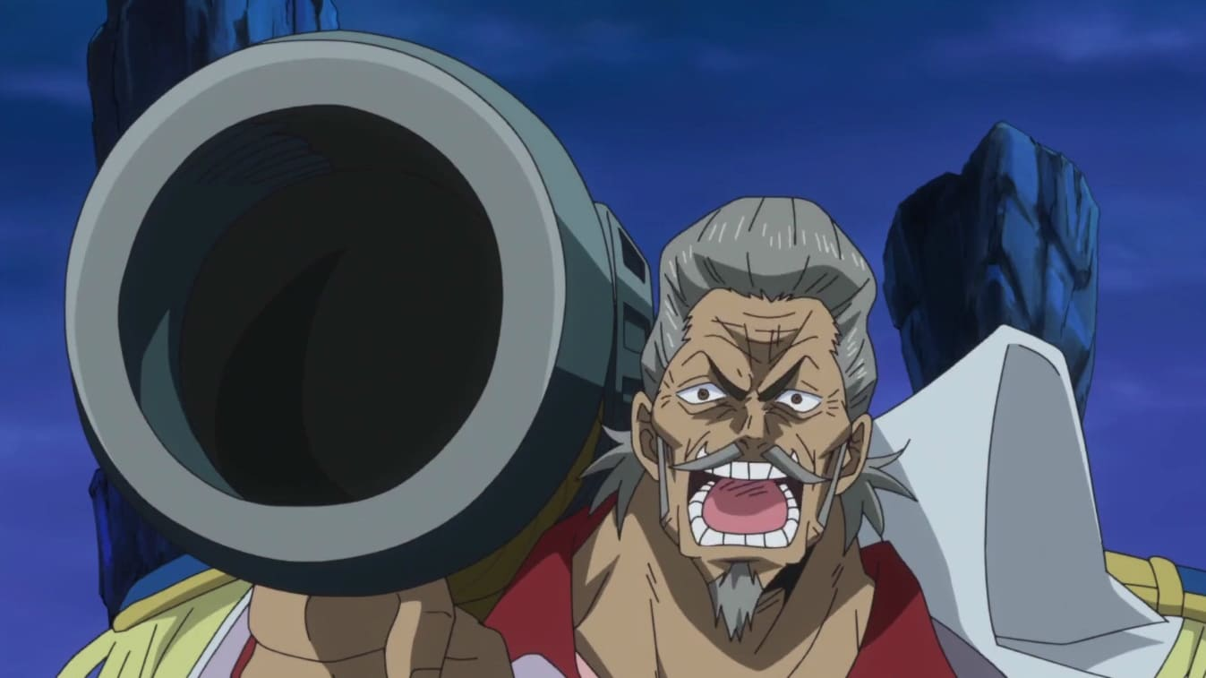 One Piece - Season 18 Episode 782 : The Devil's Fist - A Show Down! Luffy vs. Grount