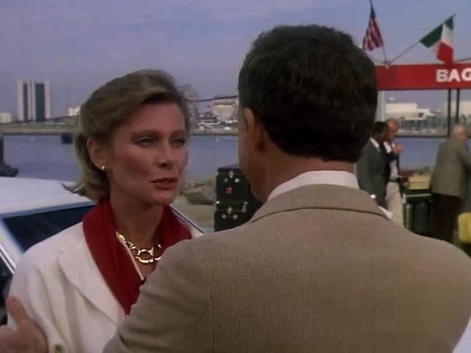 Murder, She Wrote Season 1 :Episode 14  My Johnny Lies Over the Ocean