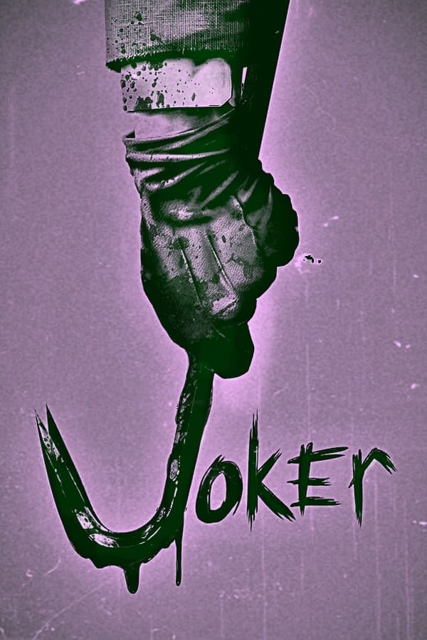 Poster and image movie Film Joker - Joker 2019