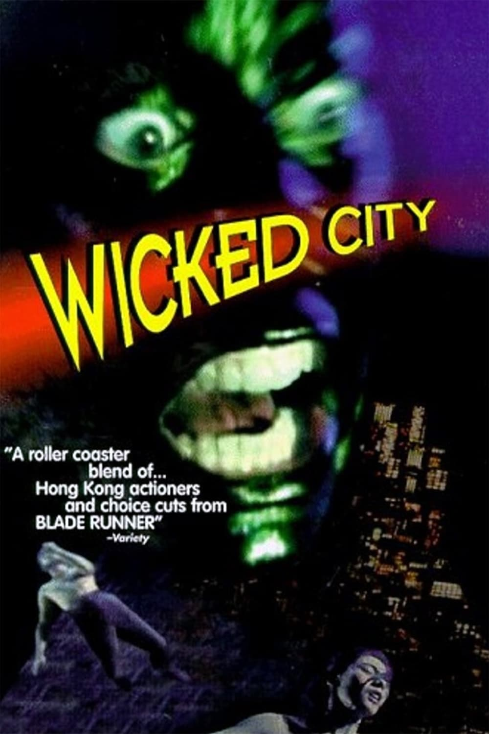 The Wicked City (1992)