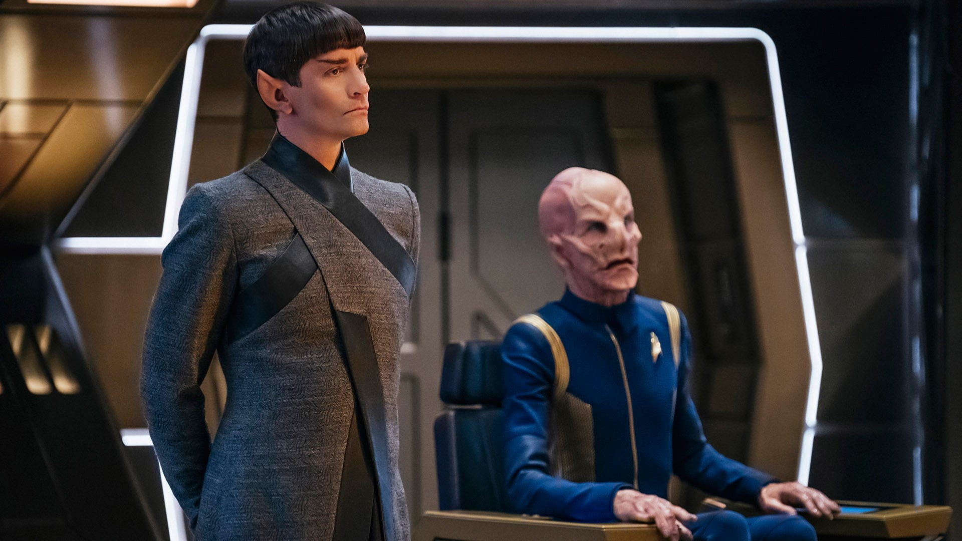 Star Trek: Discovery Season 1 :Episode 15  Will You Take My Hand?