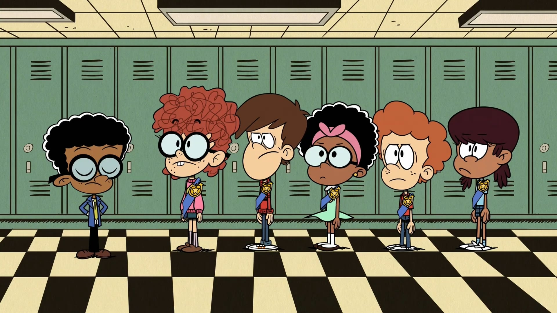 The Loud House Season 3 :Episode 26  Absent Minded