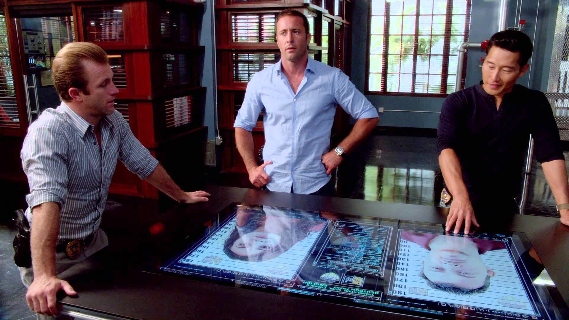 Hawaii Five-0: 4×4