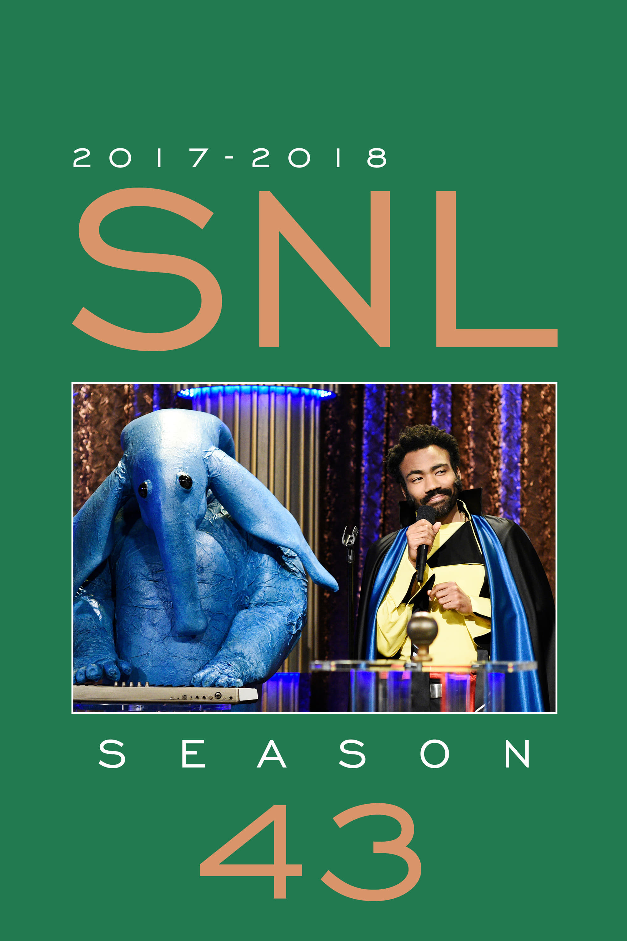 Saturday Night Live Season 43