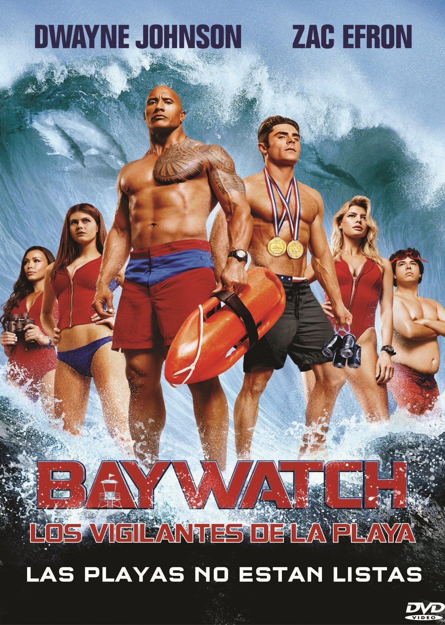 Baywatch: Los guardianes de la bahía