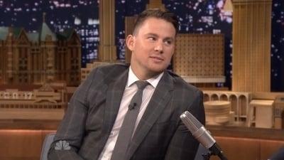 The Tonight Show Starring Jimmy Fallon Season 1 :Episode 70  Channing Tatum, Joshua Topolsky, Julian McCullough