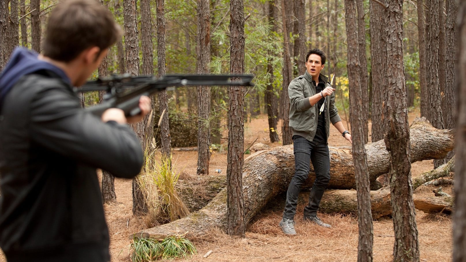 The Vampire Diaries Season 3 :Episode 10  The New Deal