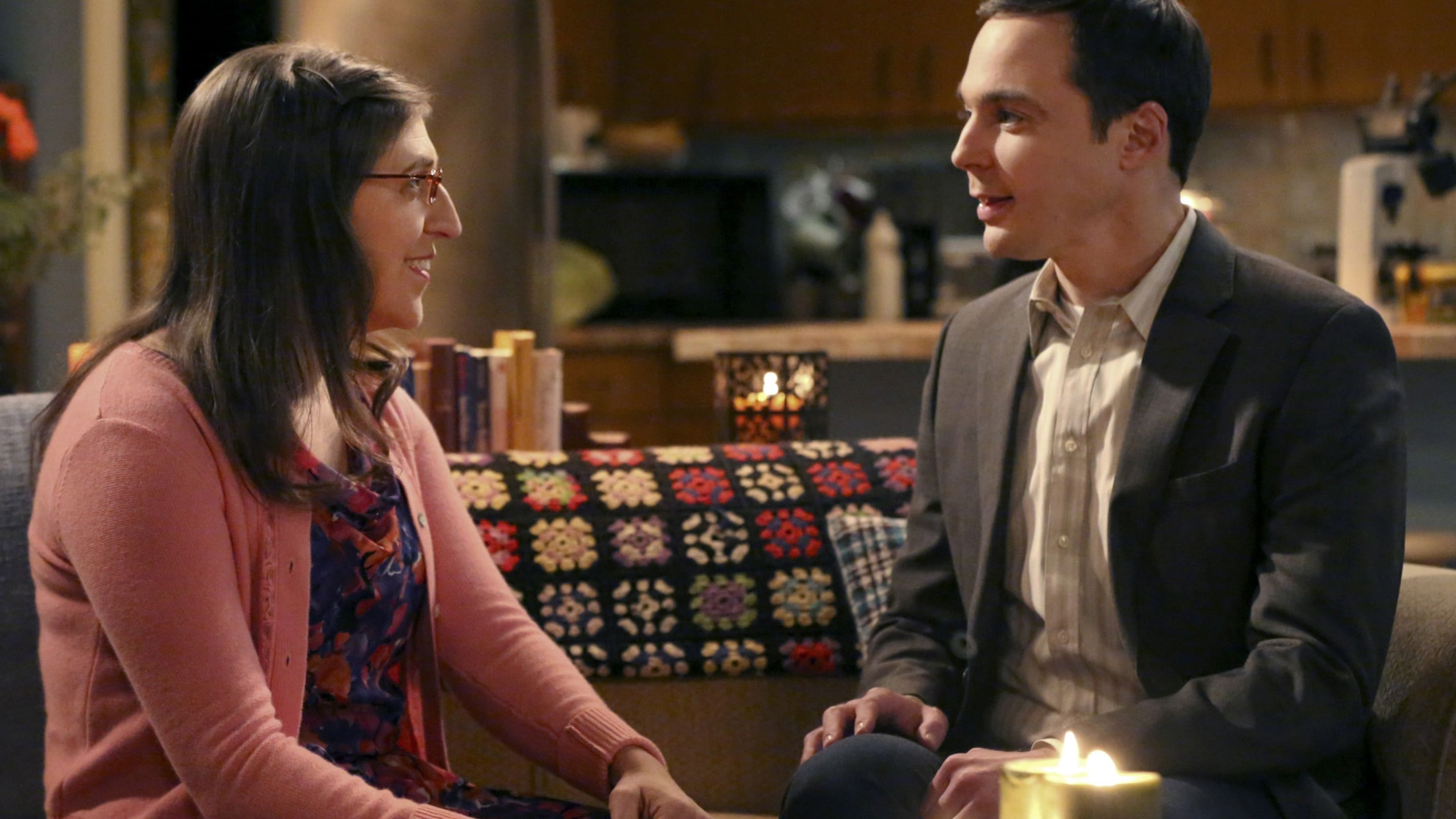 The Big Bang Theory Season 9 :Episode 11  The Opening Night Excitation