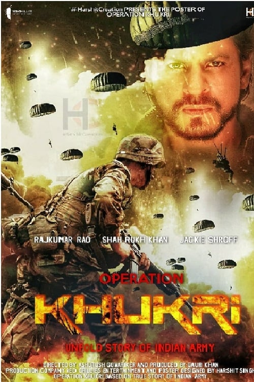 watch Operation Khukri 2019 online free