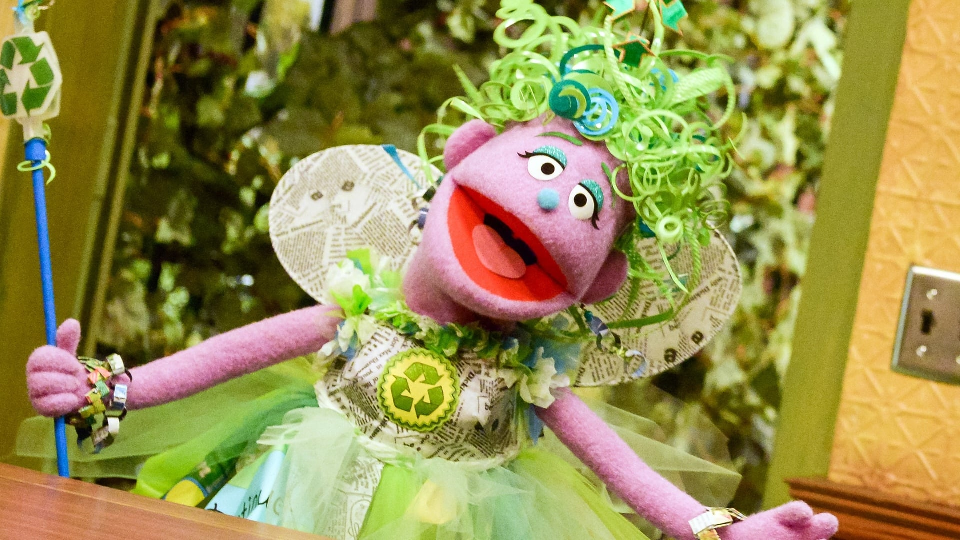 Sesame Street Season 47 :Episode 25  The Recycling Fairy